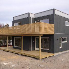 Enkeltfamiliehus på Trondalsvingen, Fredrikstadt