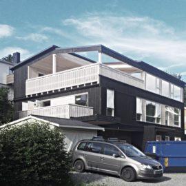 Enkeltfamiliehus Skeiddalen på Bodø